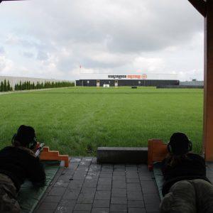 Szkolenie uczniów klas mundurowych z ZSL w Leżajsku oraz  X LO im. Sybiraków w Rzeszowie